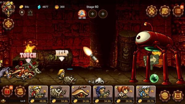 دانلود Metal Slug Infinity: Idle Game 1.9.6 بازی اکشن و نقش محور سربازان جنگجوی ابدیت اندروید + دیتا