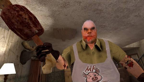 دانلود Mr Meat: Horror Escape Room ☠ Puzzle & action game 1.9.4 بازی نقش آفرینی ترسناک آقای قصاب اندروید + مود