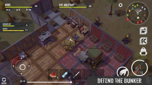 دانلود No Way To Die: Survival 1.7.3 بازی بقاء راهی برای مرگ وجود ندارد اندروید + مود
