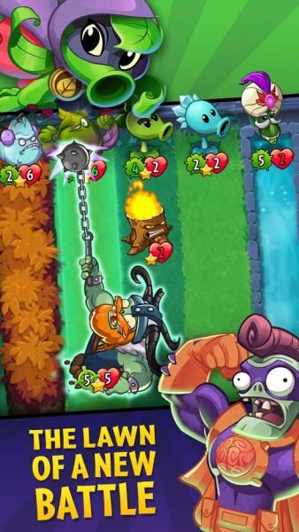 دانلود Plants vs. Zombies Heroes 1.36.42 بازی دوست داشتنی گیاهان در مقابل زامبی ها و قهرمانان اندروید + مود