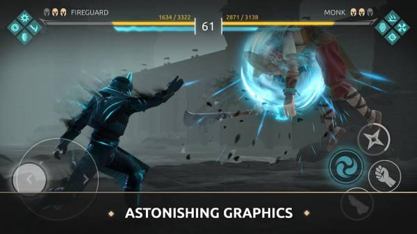 دانلود Shadow Fight Arena 1.2.20e3996 بازی نقش آفرینی شادو فایت آرنا  اندروید + مود