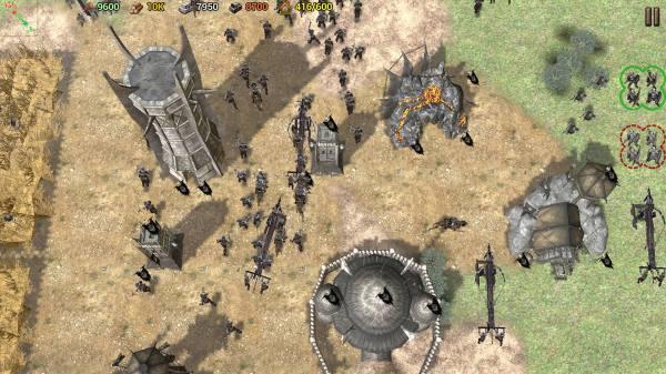 دانلود Shadows of Empires 1.2e168 بازی استراتژیک سایه امپراطوری اندروید + دیتا