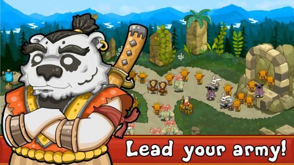 دانلود Tower Defense Kingdom: Advance Realm 3.2.9 بازی استراتژیک دفاع از امپراطوری: توسعه قلمرو اندروید + مود