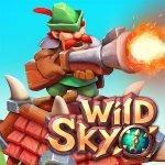 دانلود Wild Sky TD: Tower Defense 1.29.7 بازی برج دفاعی و استراتژیک طوفان آسمانی اندروید + مود