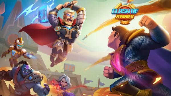 دانلود X-War: Clash of Zombies 3.10.7  بازی استراتژیک نبرد زامبی ها  اندروید