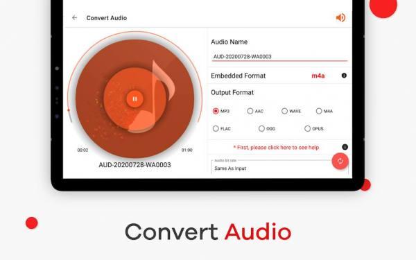 دانلود AudioLab-Audio Editor Recorder & Ringtone Maker Pro 1.2.2 ویرایشگر صوتی حرفه ای  آیدیولب اندروید