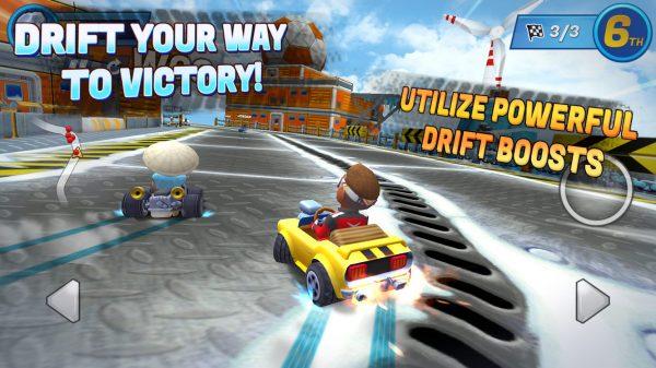 دانلود Boom Karts – Multiplayer Kart Racing 1.4.1.2 بازی ماشین مسابقات کارتینگ اندروید + مود