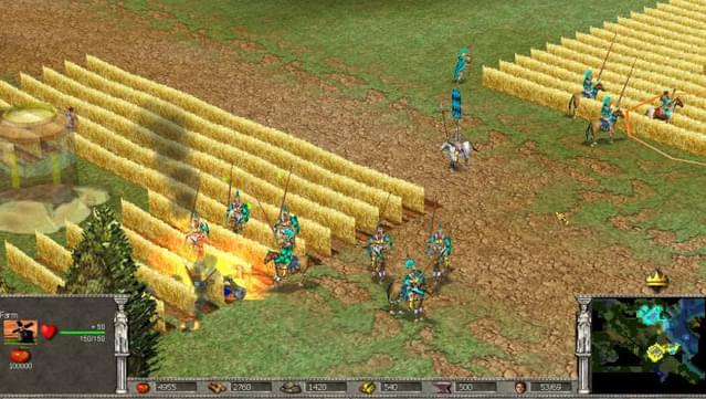 دانلود Empire Earth 1 2 بازی کامپیوتر نوستالژی و قدیمی امپراتوری زمین 1