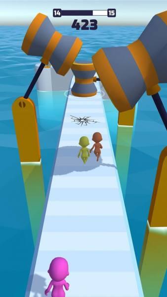 دانلود Fun Race 3D 1.9.0 بازی مسابقه ای دویدن 3 بعدی آدمک ها اندروید + مود