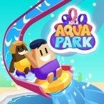 دانلود Idle Aqua Park 2.3.8 بازی شبیه سازی مدیریت کردن پارک آبی اندروید + مود