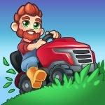 دانلود It's Literally Just Mowing 1.15.1 بازی تفننی و بسیار زیبای چمن زنی و برداشت اندروید + مود
