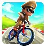 دانلود Little Singham Cycle Race 1.1.179 بازی آرکید سینگهام کوچک با دوچرخه اندروید + مود