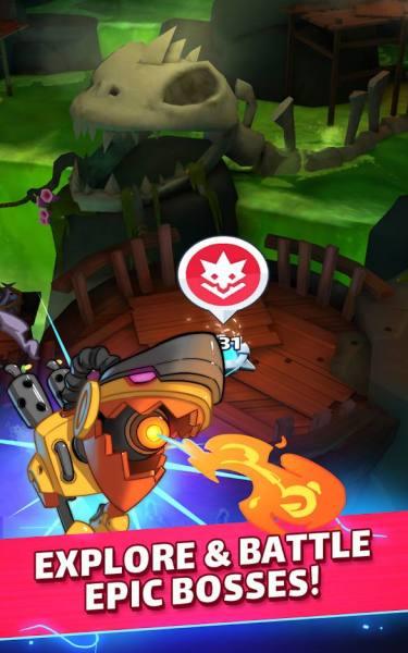 دانلود Mana Monsters 3.10.10 بازی نقش آفرینی و پازلی هیولاهای مانا اندروید + مود