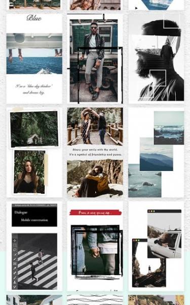 دانلود Mojito – Story Art Maker,Instagram story editor VIP 2.14.266 برنامه حرفه ای ویرایش استوری اینستاگرام اندروید