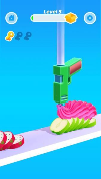 دانلود Perfect Cream 1.11.2 بازی آرکید و محبوب تزئین کردن خامه ای ندروید + مود