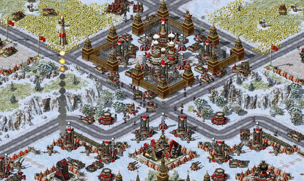 دانلود Red Alert 2 2 بازی کامپیوتر نبرد جنرال ها هشدار قرمز 2