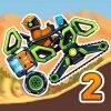 دانلود Rovercraft 2 0.3.0 بازی مسابقه ای و دوست داشتنی کرفت راور 2 اندروید + مود