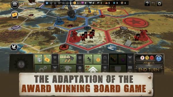 دانلود Scythe: Digital Edition 1.9.44 بازی تخته ای داس اندروید + دیتا