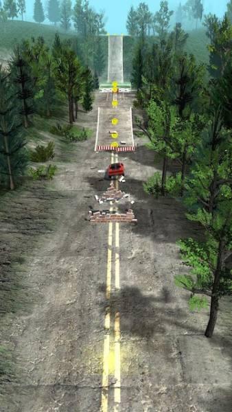 دانلود Slingshot Stunt Driver 1.6.7 بازی ماشین تیر و کمانی اندروید + مود