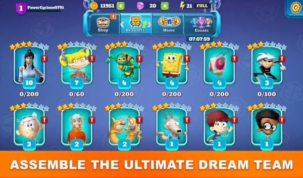 دانلود Super Brawl Universe 2.26.65300 بازی اکشن و جالب مبارزه شخصیت های کارتونی اندروید + دیتا