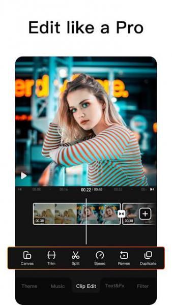دانلود Video Editor & Video Maker – VivaVideo 8.11.5+6811053 بهترین برنامه ویرایش ویدئو اندروید