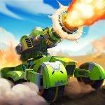 دانلود War Wheels – Like a 1980's Tank Game 1.0.037 بازی تفننی چرخ های جنگ اندروید + مود