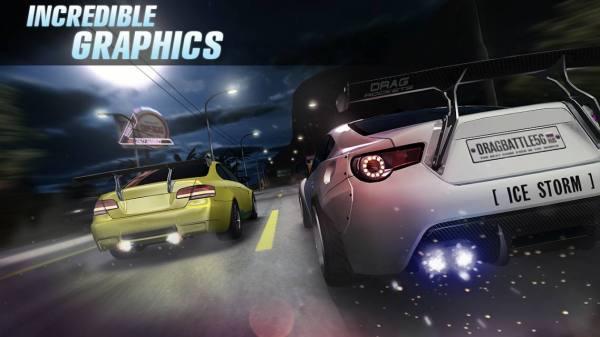 دانلود Drag Battle Racing 3.25.81  بازی مسابقات درگ اندروید + مود