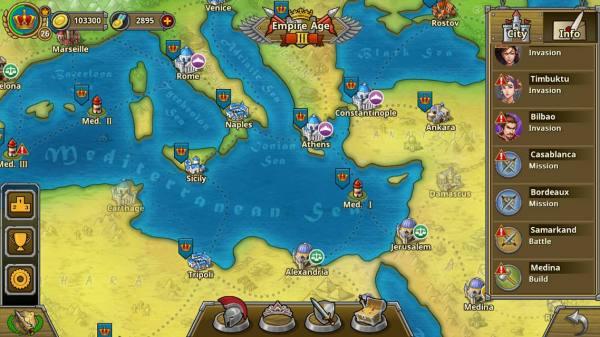دانلود European War 5:Empire 1.8.2 بازی استراتژیکی جنگ اروپا 5 اندروید + مود