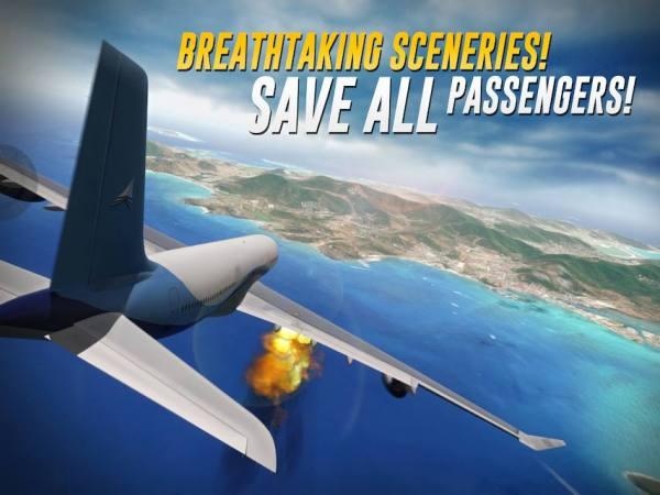 دانلود Extreme Landings Pro 3.7.6 بازی شبیه ساز هواپیما اندروید + مود + دیتا