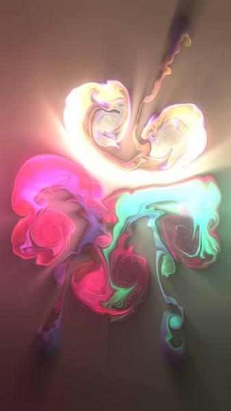 دانلود Fluid Simulation 2.6.1 بازی شبیه ساز مایعات رنگی اندروید