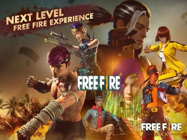 دانلود Garena Free Fire MAX 2.62.2 بازی اکشن شلیک آزاد: مکس اندروید + دیتا
