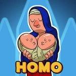 دانلود Homo Evolution: Human Origins 1.5.17 بازی آرکید تکامل انسان اندروید + مود