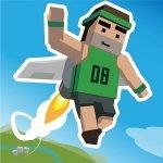 دانلود Jetpack Jump 1.4.1 بازی آرکید پرش با جت پک اندروید + مود