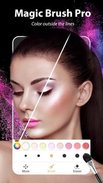 دانلود Perfect365  One -Tap Makeover 8.79.21 بهترین برنامه روتوش چهره اندروید