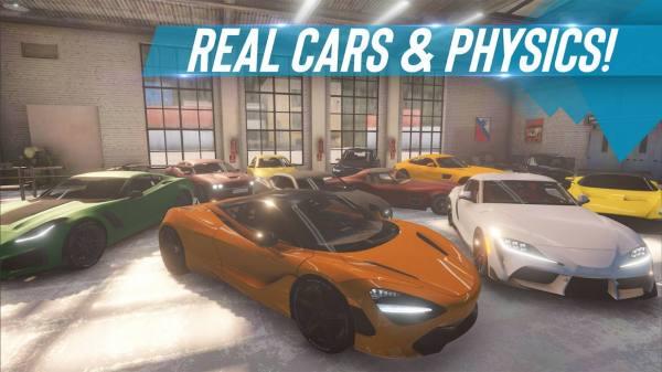دانلود Real Car Parking Master : Multiplayer Car Game 1.4.2 بازی شبیه سازی استاد پارک کردن ماشین اندروید + مود + دیتا