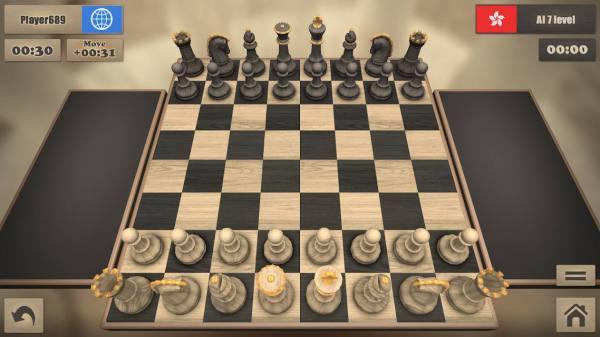 دانلود Real Chess 3.20 بازی محبوب و فکری شطرنج واقعی اندروید