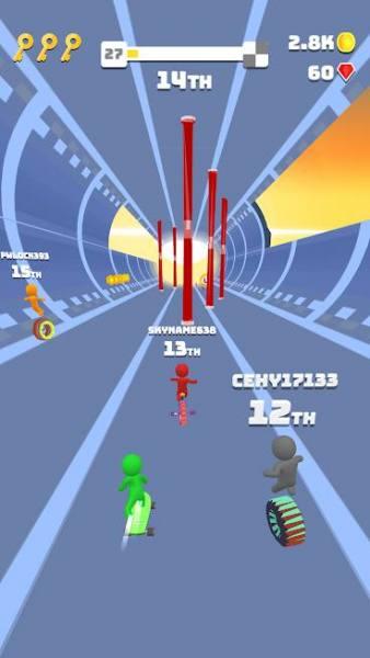 دانلود Turbo Stars 1.5.1  بازی مسابقه ای ستارگان توربو اندروید + مود