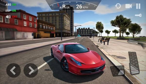 دانلود Ultimate Car Driving Simulator 6.1 بازی شبیه ساز رانندگی اندروید + مود