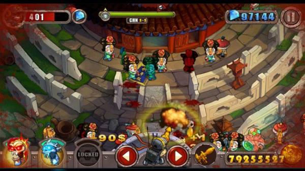 دانلود Zombie Evil 2.1  بازی اکشن زامبی شیطان اندروید + مود