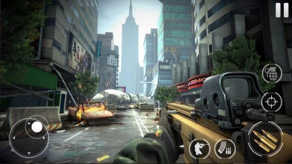 دانلود BattleOps 1.3.1 بازی نقش آفرینی عملیات نبرد اندروید + مود + دیتا