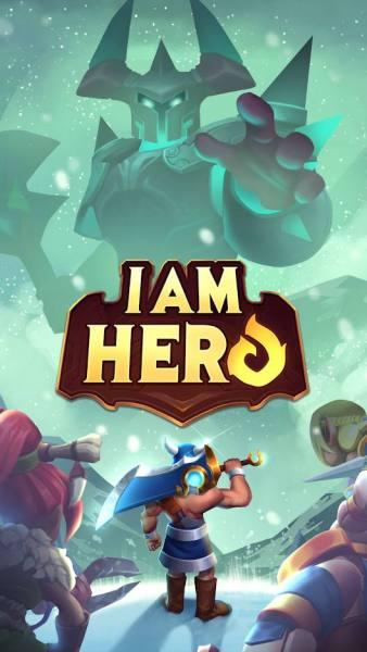 دانلود I Am Hero: AFK Tactical Teamfight 0.3.9 بازی نقش آفرینی من قهرمان هستم اندروید + مود