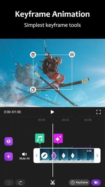 دانلود Motion Ninja – Pro Video Editor & Animation Maker PRO 1.3.0 برنامه حرفه ای ویرایش ویدئو مخصوص اندروید