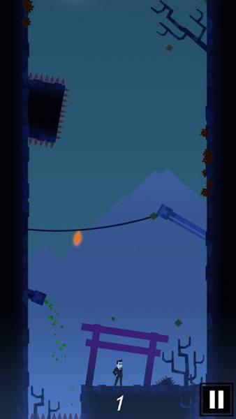 دانلود Ninja tobu 1.8.5 بازی اکشن پرش نینجا مخصوص اندروید + مود