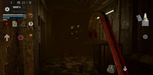 دانلود Number 752 Out of Isolation: Horror in the prison 1.105 بازی ترسناک و ماجرایی  زندانی شماره 752  اندروید + دیتا