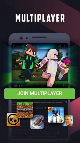 دانلود Omlet Arcade – Screen Recorder, Live Stream Games 1.80.7 برنامه استریم بازی مخصوص اندروید