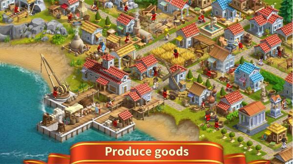 دانلود Rise of the Roman Empire 2.1.7 بازی استراتژیک ظهور امپراطوری روم اندروید + مود