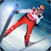 دانلود Ski Jumping Pro 1.7.5 بازی ورزشی و زیبای پرش با اسکی اندروید + دیتا