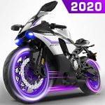 دانلود Speed Motor Dash:Real Simulator 1.15 بازی مسابقه ای شبیه ساز واقعی موتورسواری پرسرعت اندروید + مود + دیتا