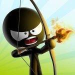 دانلود Stickman Archer Online 1.3.8 بازی اکشن آدمک کماندار آنلاین اندروید + مود
