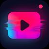 دانلود Glitch Video Effect – Video Editor & Video Effects PRO 1.4.2.1 برنامه ساخت ویدئو های گلیچ مخصوص اندروید